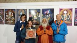 Shiva Spiritualismus Art Exhibition