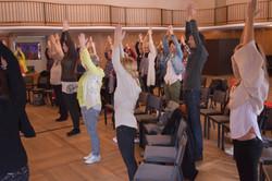 Shiva Dhyan Yoga Meditation Workshop