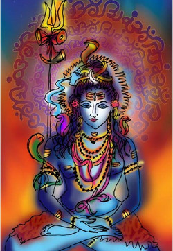 Satchitanandeshvar Shiva
