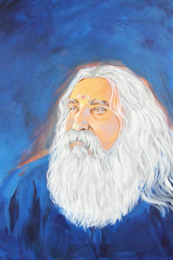 Shiva Guruji self portrait