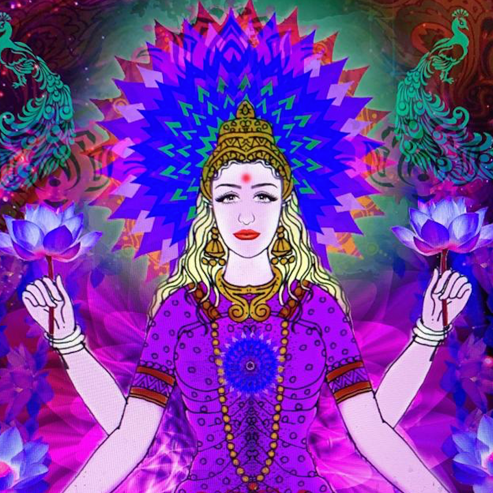 22.-24.10.21 Enlightened Energy - Art Exhibition by Shivaa Guruji at Carrousel du Louvre