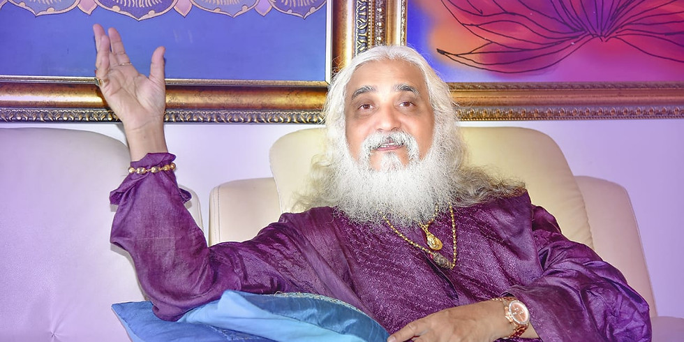 Begegnung mit Shiva Guruji dem Erleuchteten Meister aus dem Himalaya