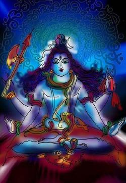 Nirvikalp Samadhi Kapali Shiva