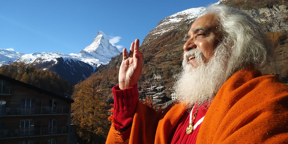 Matterhorn, Zermatt: Shiva Dhyan Yoga Teachers Training