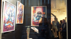 Art Gallery Thullier at Le Marais