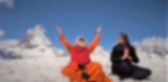 Shiva Guruji Shivani Himalaya Matterhorn