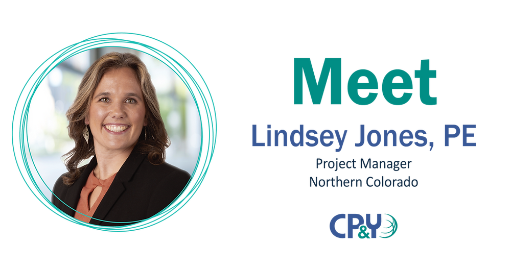 Meet Lindsey Jones, PE, Project Manager, Northern Colorado