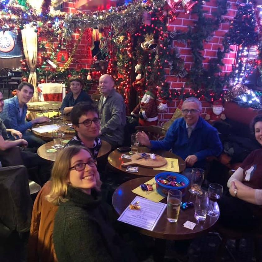 Christmas Pub Night
