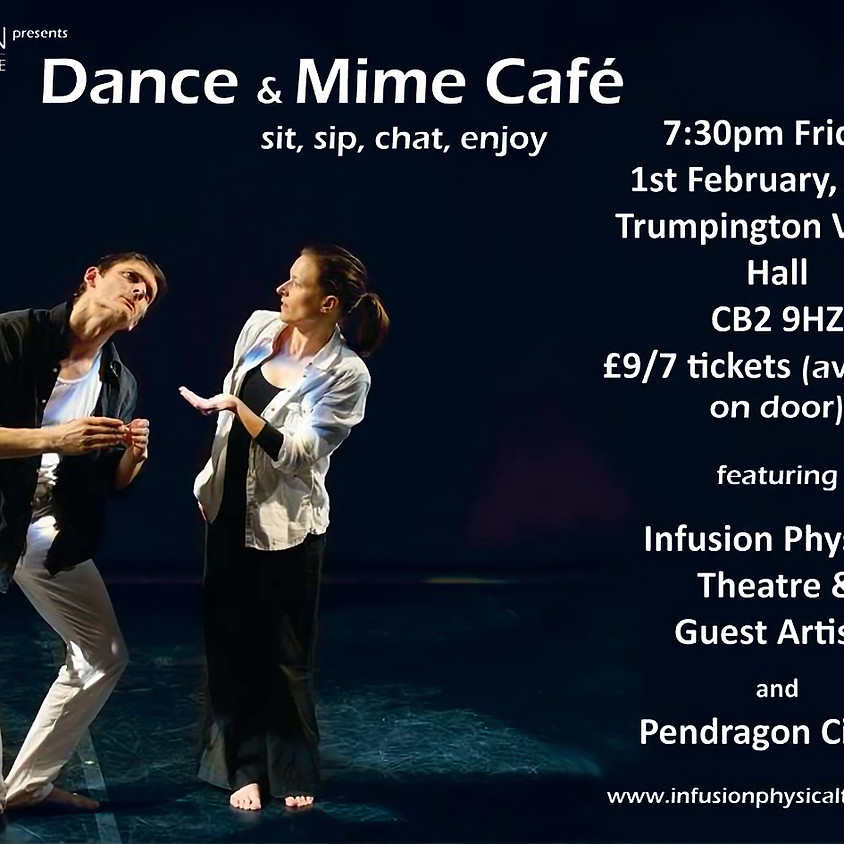 Dance & Mime Cafe