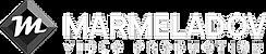 Логотип видеостудии MARMELADOV video production.png