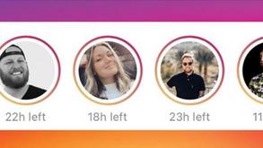 #每日第一手國外社群新知 #數位社群行銷平台的變化【Instagram在限時動態中實驗加入倒計時時數以提高點擊🖱】