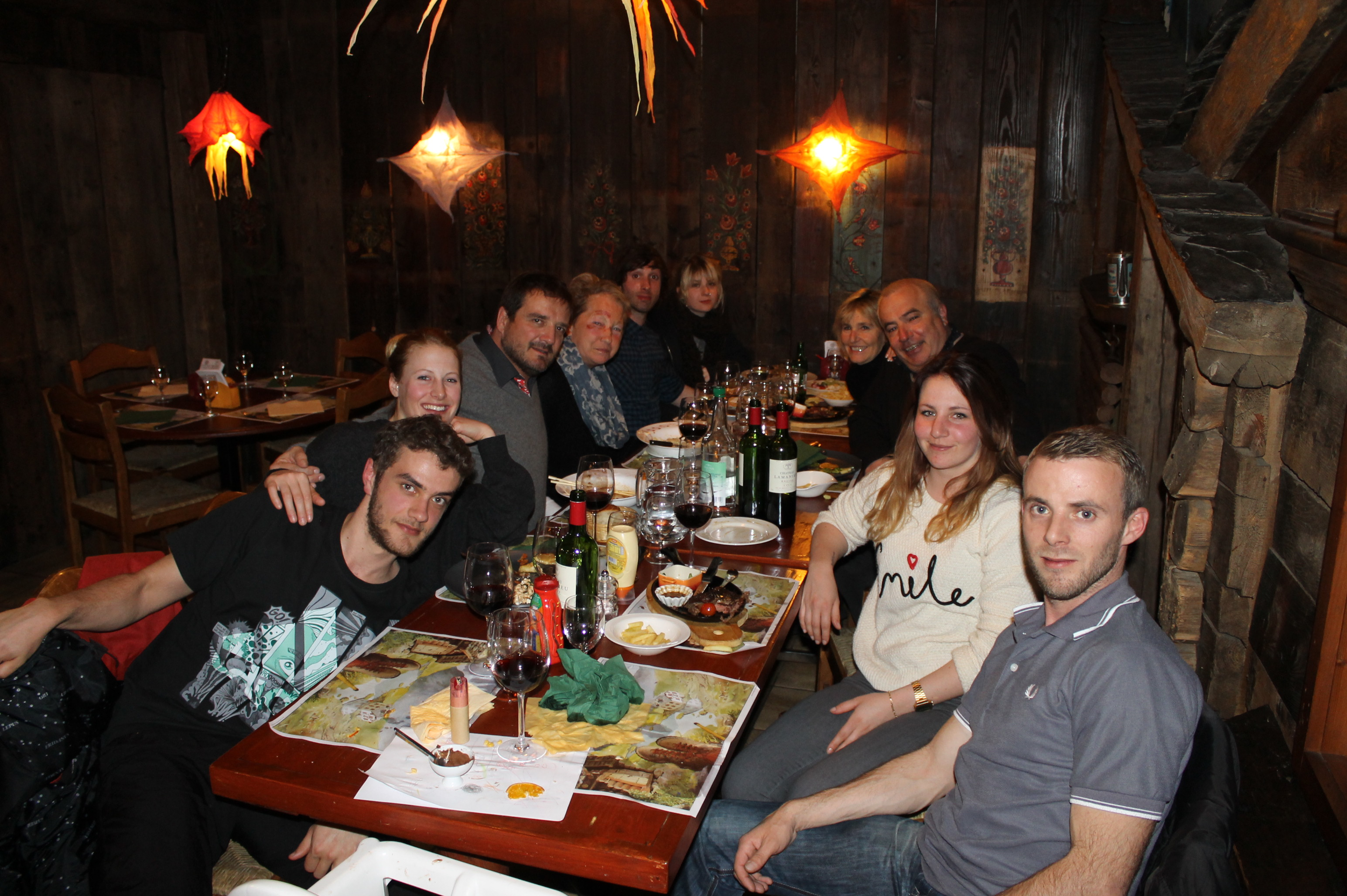 Restaurant Escale Gryon Villars