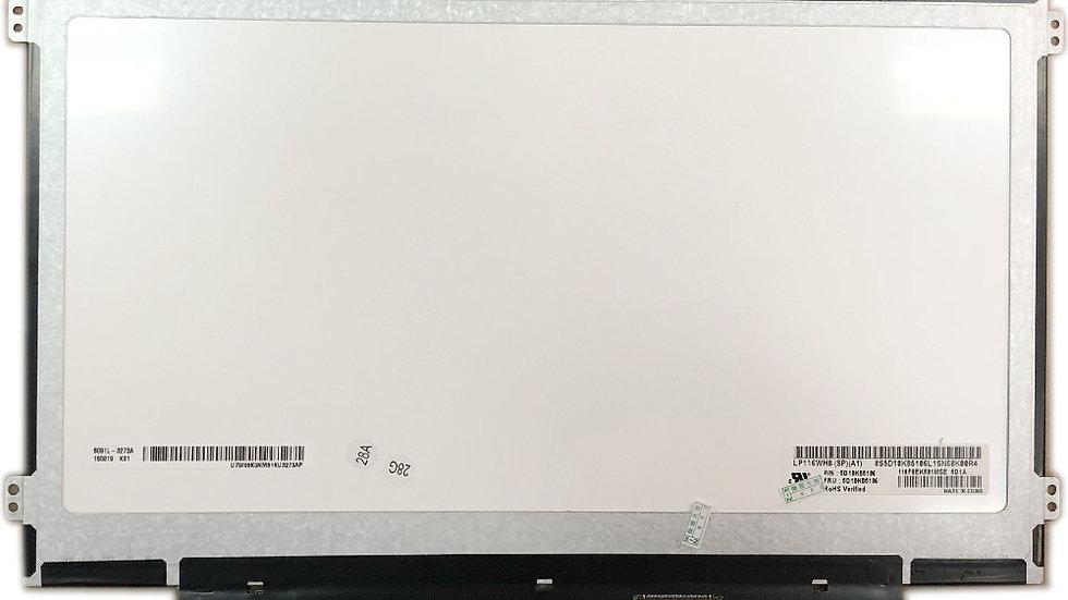 "PANTALLA 13.3"" LCD SLIM RESOLUCION 1280x800 40 PINES C/DERECHO"