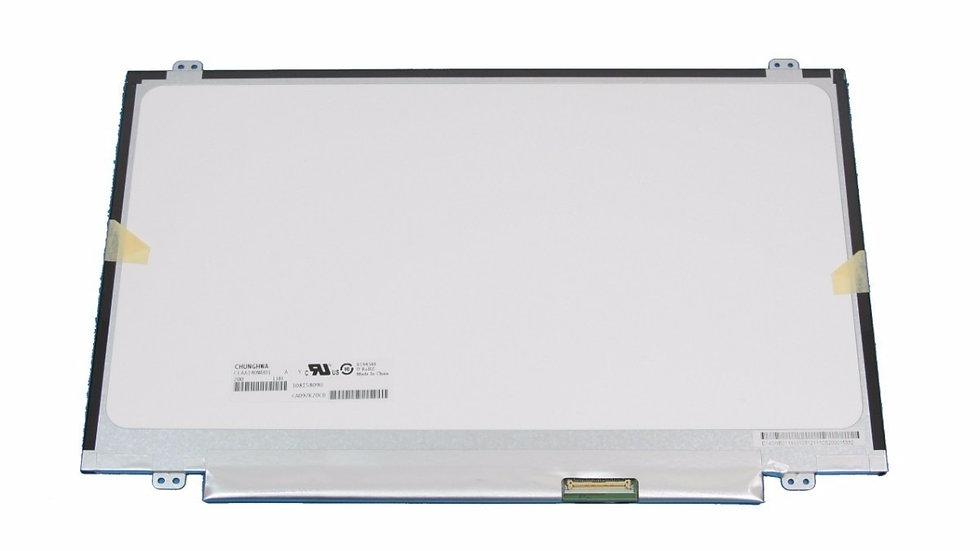 "PANTALLA LCD SLIM 14.0"" 30 PINES RESOLUTION HD (1366x768) C/DERECHO"