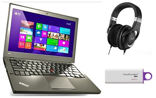 LAPTOP LENOVO THINKPAD T450 I7-5600U RAM 16GB HDD 500GB  Cancelar Guardar