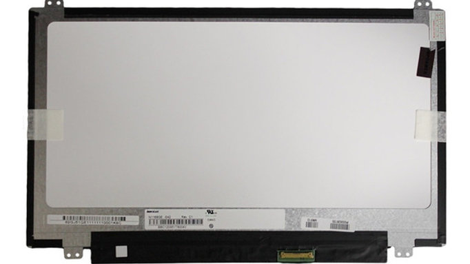 "PANTALLA LCD SLIM 11.6"" RESOLUCION (1366x768) SOPORTE INFERIOR/SUPERIOR 30 PINES"