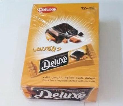 علبة شوكولا ديلوكس - 12 قطعة