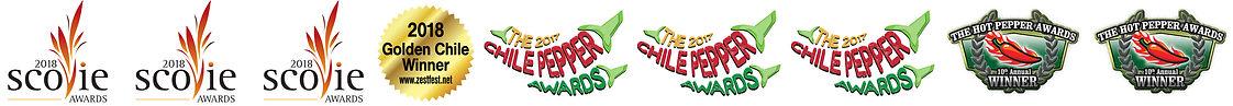Jak Jeckel Pepper Sauce Award Winning Sauces