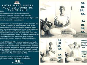 MEDITATION ANTAR NAAD MUDRA
