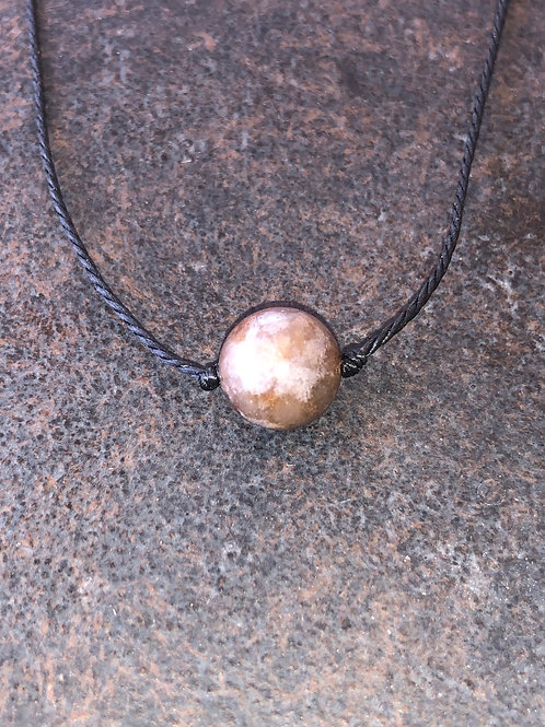 Jasper Choker Necklace