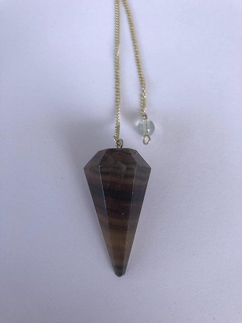 Fluorite Pendulum