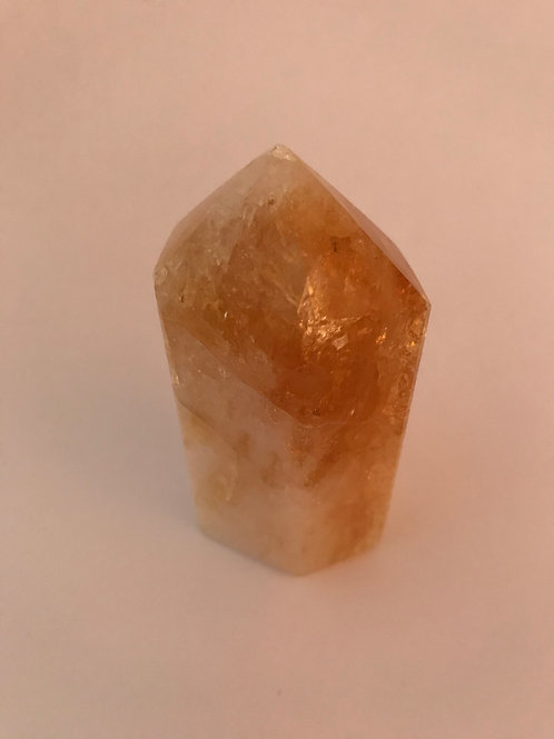 Citrine in Quartz
