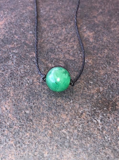 Fluorite Choker Necklace