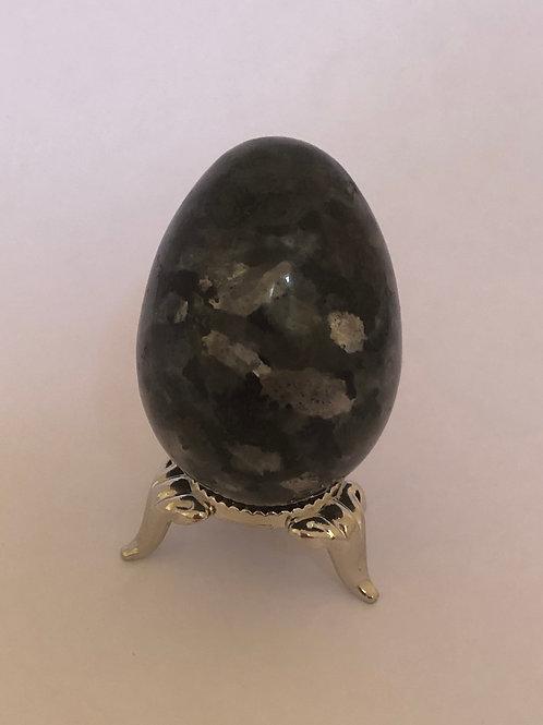 Black Labradorite