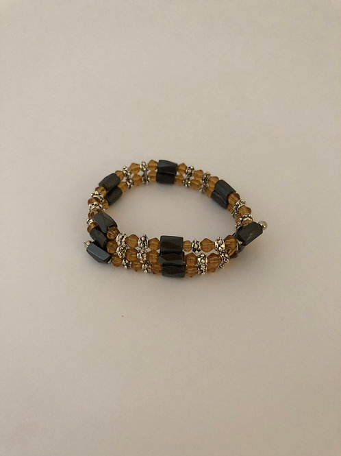 Amber Magnetic Bracelet