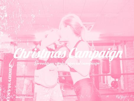 【12月のキャンペーンのご案内】