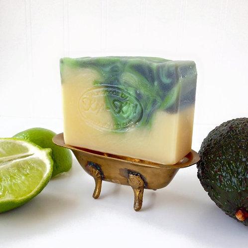 Avocado Lime Soap - Luxury, Moisturizing
