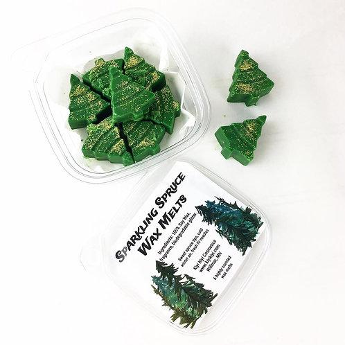 Sparkling Spruce - Wax Melts