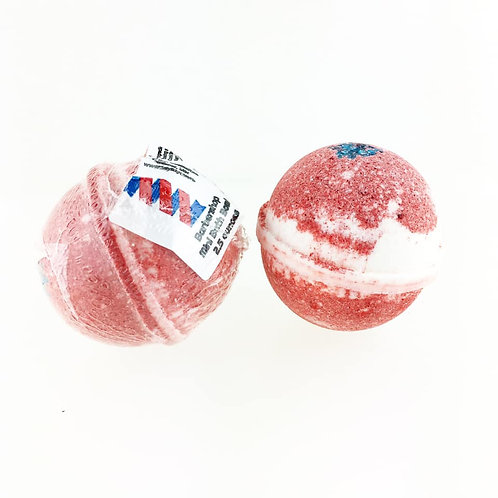Barbershop Bath Bomb - Mini Manly Bathbomb