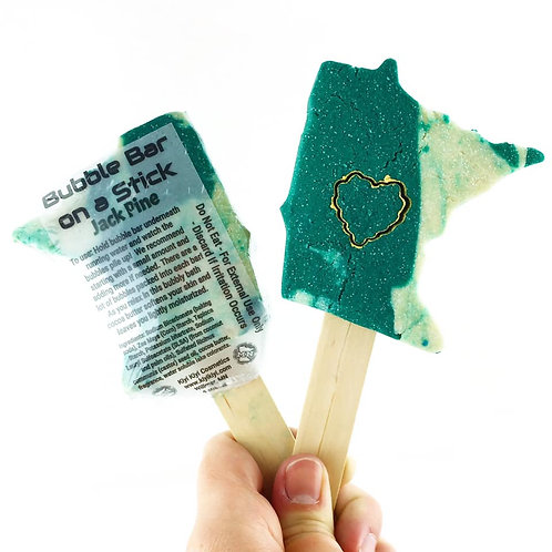 MN Bubble Bar on a Stick - Jack Pine