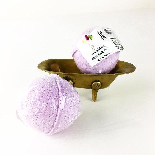 Huckleberry - Mini Bath Bomb
