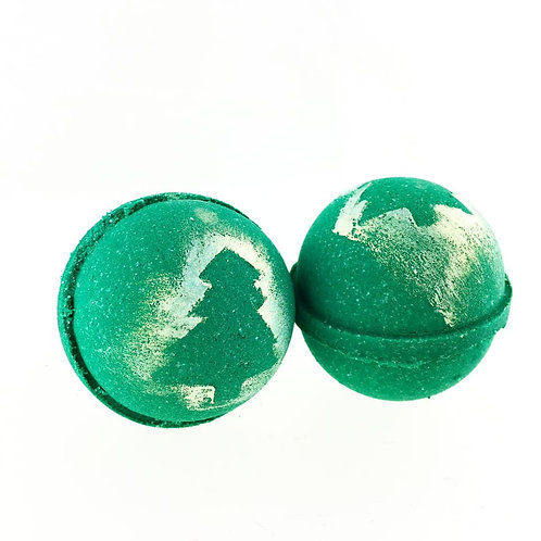 Evergreen - Mini Bath Bomb
