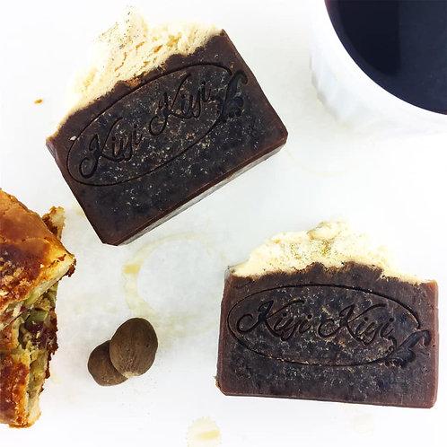 Coffee Cake & Spice - Coconut Milk Soap