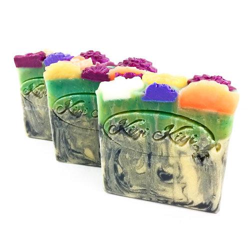 Gramma's Garden - Goatmilk Soap