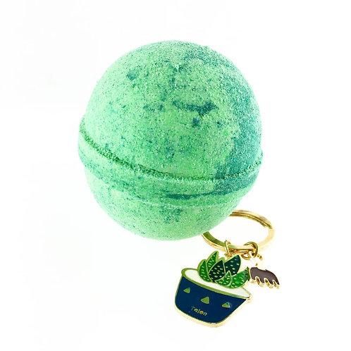 Plant Mama - Large Bath Bomb, Surprise Inside