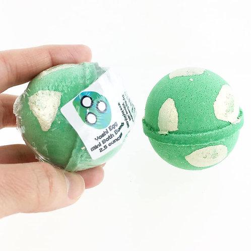 Yoshi Egg - Mini Bath Bomb