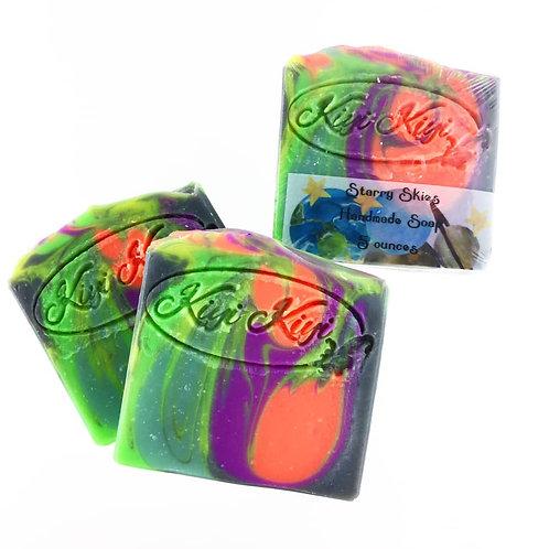 Starry Skies - Goatmilk Soap