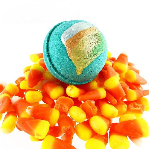 Candy Corn - Mini Bath Bomb