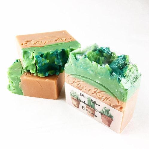 Plant Killer Soap - Vegan, Coconut Milk
