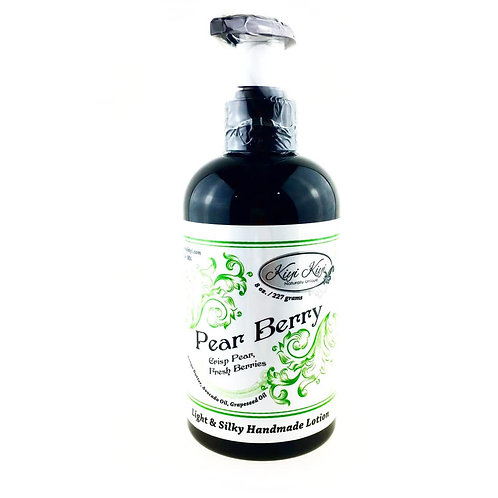 Pear Berry - Light & Silky Lotion