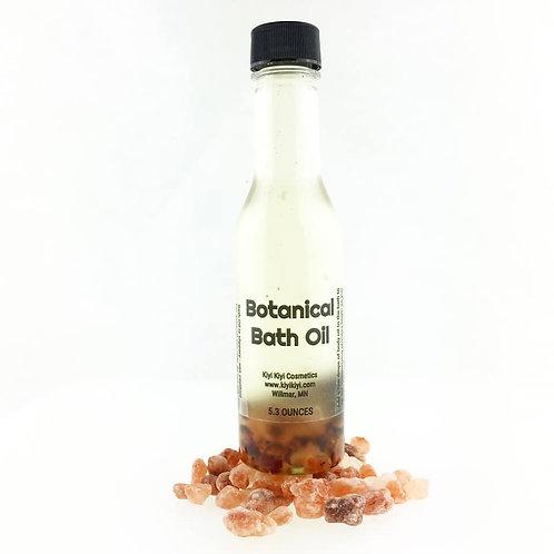 Botanical Bath and Body Oil