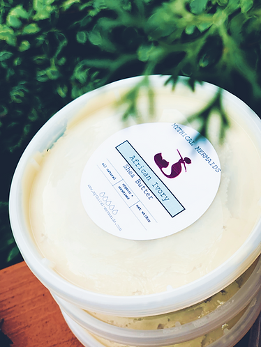 African Ivory Shea Butter
