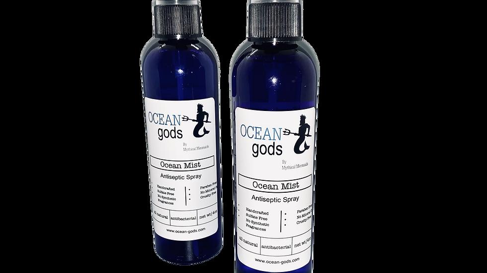 Ocean Mist Aftershave & Antiseptic Spray