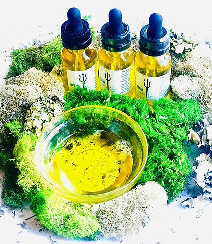 Poseidon Beard Growth Oil