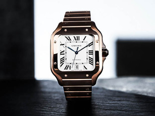 "SPONSORED POST | CARTIER ""SANTOS DE CARTIER"""