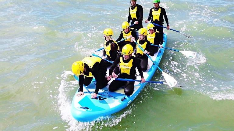 Megasurf - Vestkystens rafting oplevelse - Løkken